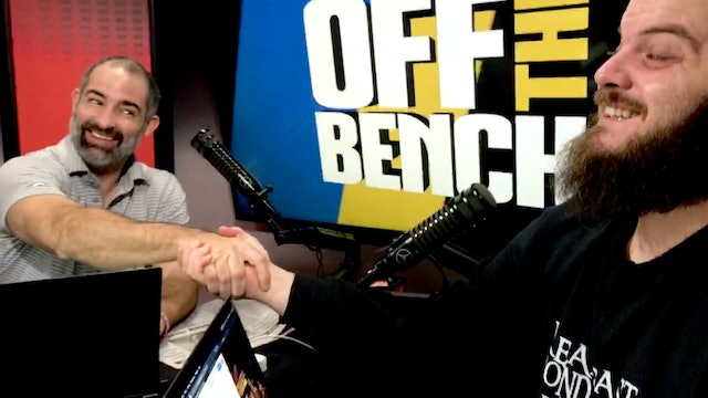 Off The Bench - October 15, 2019
