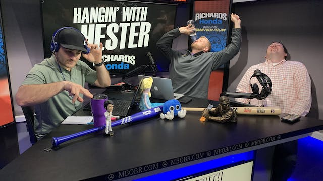 Hangin' with Hester - April 25, 2019
