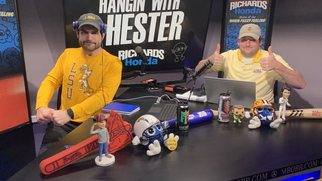 Hangin' with Hester | April 28, 2020