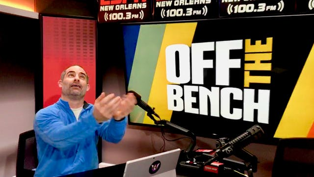 Off The Bench - March 4, 2019