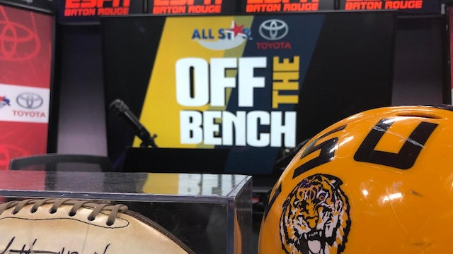Off The Bench | May 21, 2020