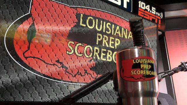 Louisiana Prep Scoreboard - 3rd Round Playoffs