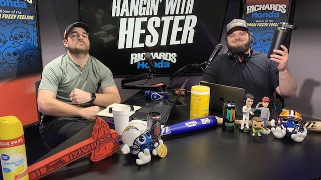 Hangin' with Hester | April 3, 2020
