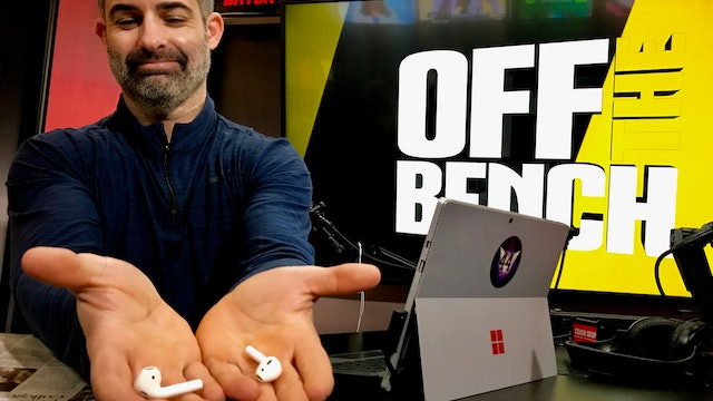 Off The Bench - February 6, 2019