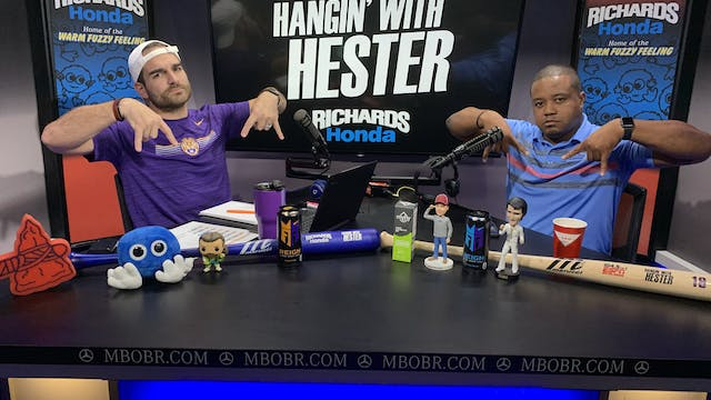 Hangin' with Hester - September 3, 2019