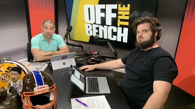 Off The Bench - May 29, 2019