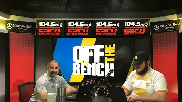 Off The Bench - April 12, 2019
