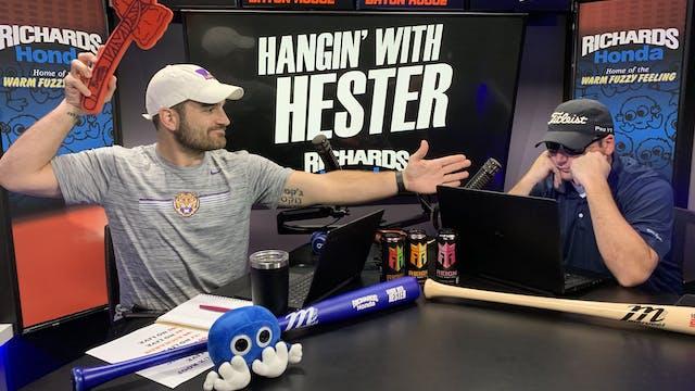Hangin' with Hester - September 26, 2019