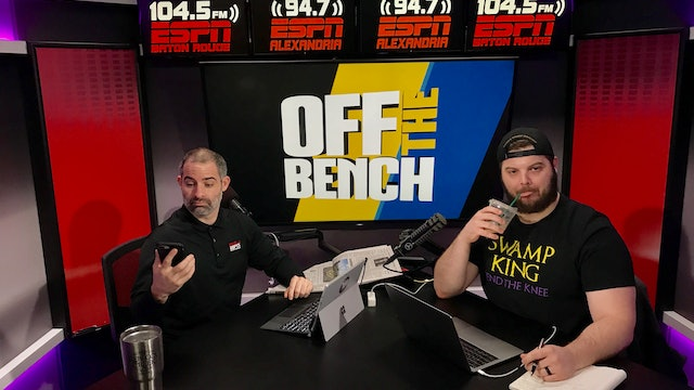 Off The Bench - February 8, 2019