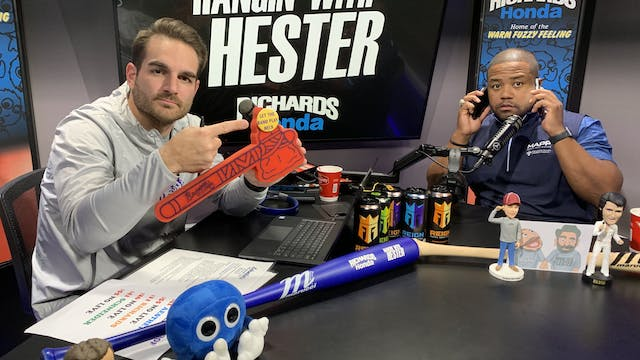 Hangin' with Hester - October 29, 2019