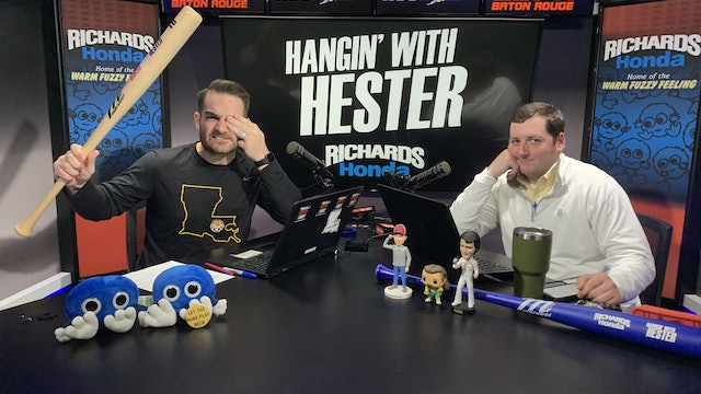 Hangin' with Hester | January 9, 2020
