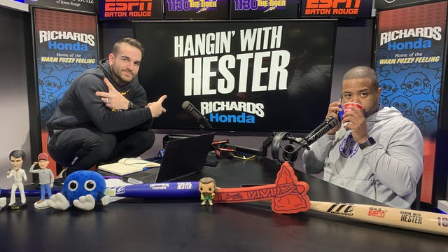 Hangin' with Hester | February 4, 2020