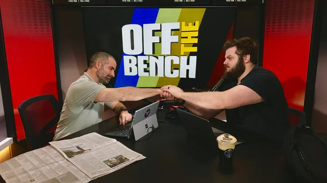 Off The Bench - March 13, 2019