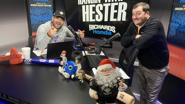 Hangin' with Hester - December 5, 2019