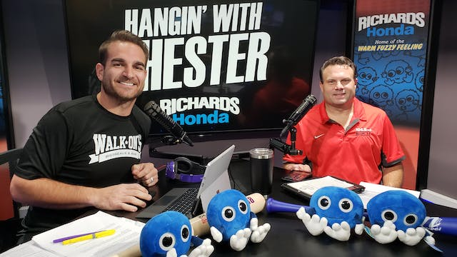Hangin' with Hester - August 20 2018