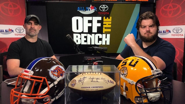 Off The Bench | May 19, 2020