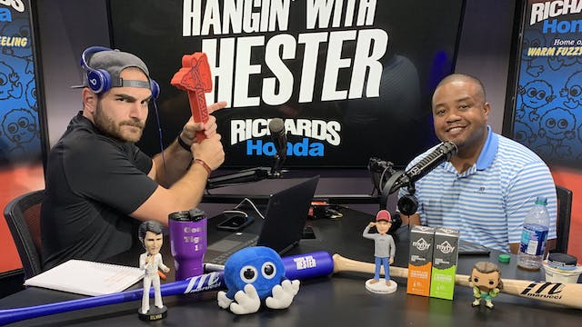 Hangin' with Hester - August 20, 2019
