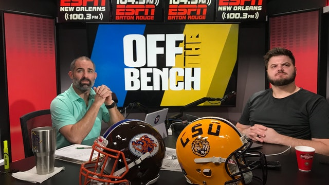 Off The Bench - November 8, 2018