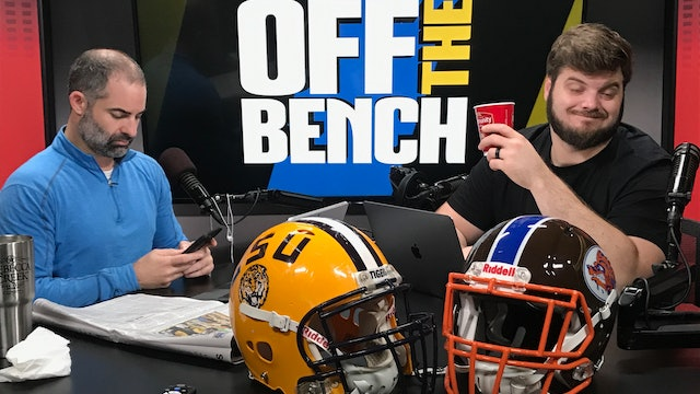 Off The Bench - December 3, 2018