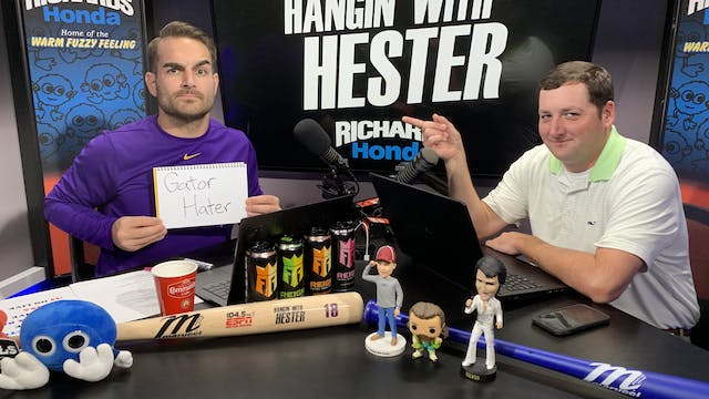 Hangin' with Hester - October 10, 2019