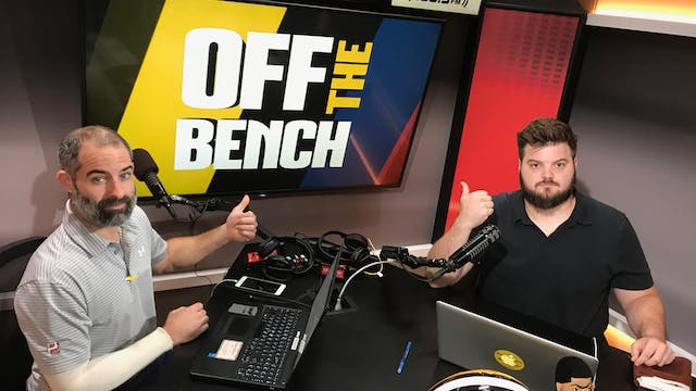 Off The Bench - October 1, 2018
