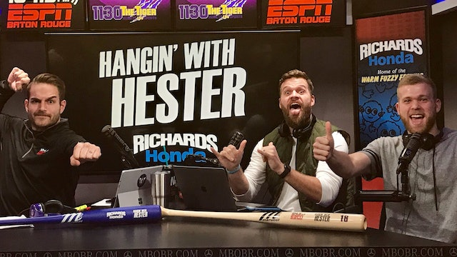 Hangin' with Hester - January 24, 2019