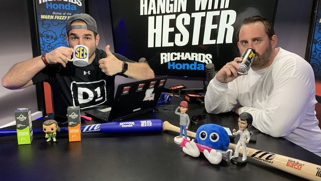 Hangin' with Hester - June 14, 2019