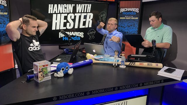 Hangin' with Hester - May 16, 2019