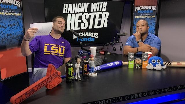 Hangin' with Hester - September 10, 2019