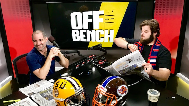 Off The Bench - May 17, 2019