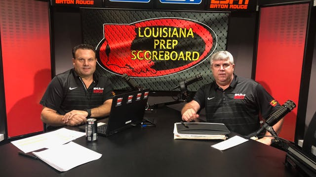 Louisiana Prep Scoreboard - Week 4