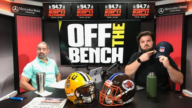 Off The Bench - June 27, 2019