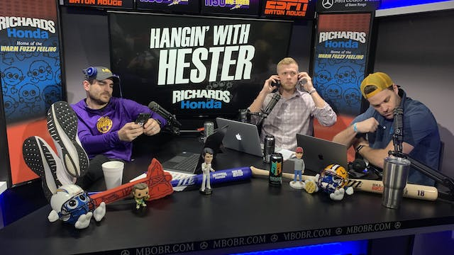 Hangin' with Hester | March 4, 2020