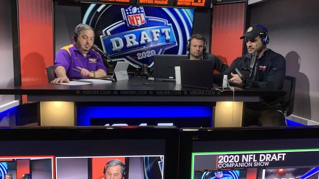 2020 NFL Draft Companion Show | Round 1