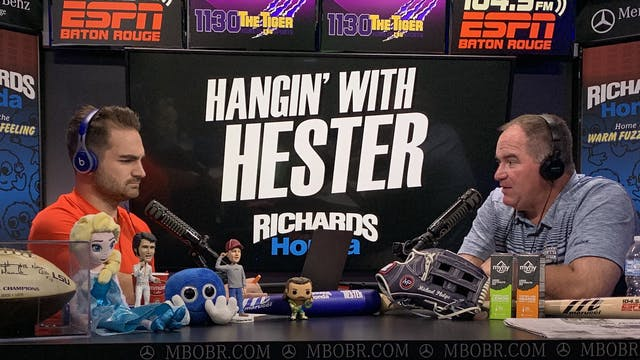Hangin' with Hester - August 9, 2019