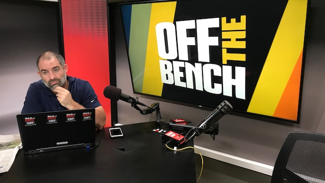 Off The Bench - May 3, 2019