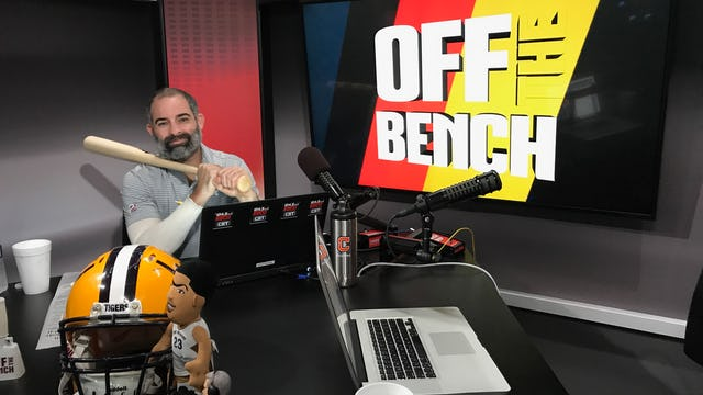 Off The Bench - October 2, 2018