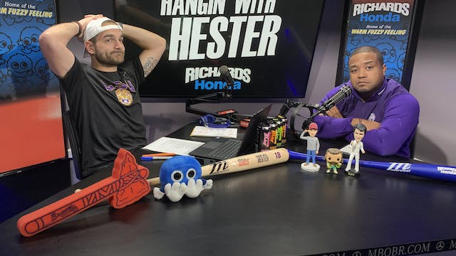Hangin' with Hester - October 15, 2019