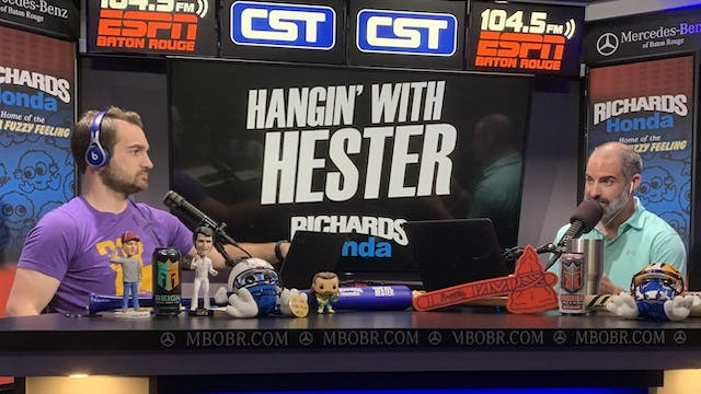 Hangin' with Hester | April 6, 2020