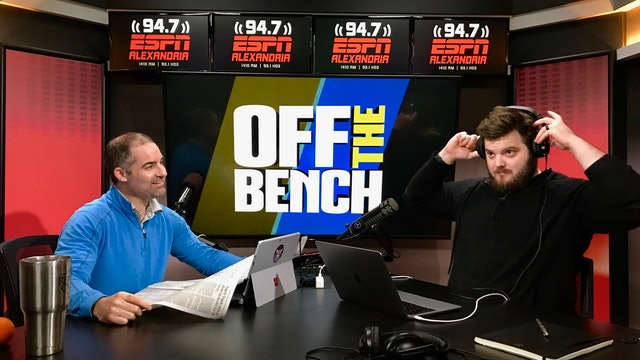 Off The Bench - February 18, 2019