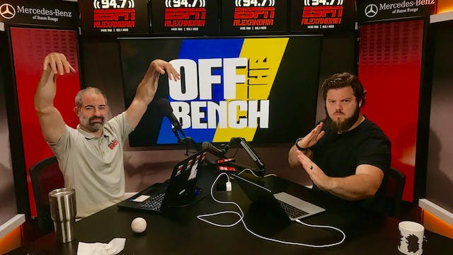 Off The Bench - June 26, 2019