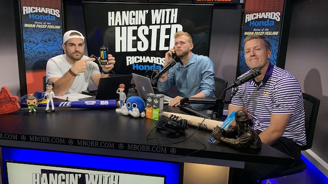 Hangin' with Hester - August 15, 2019