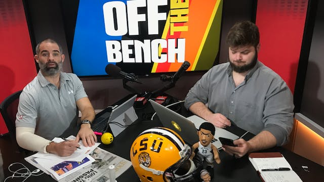 Off The Bench - October 8, 2018