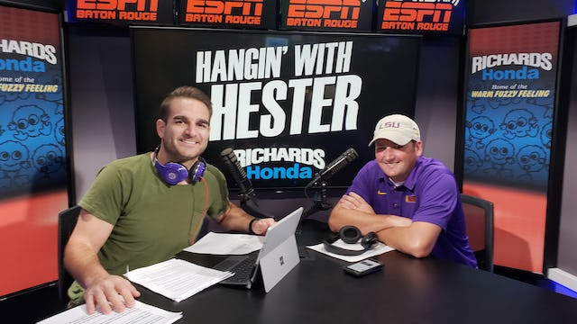 Hangin' with Hester - October 10 2018