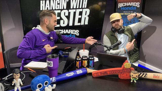 Hangin' with Hester - November 12, 2019