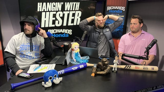 Hangin' with Hester - March 6, 2019