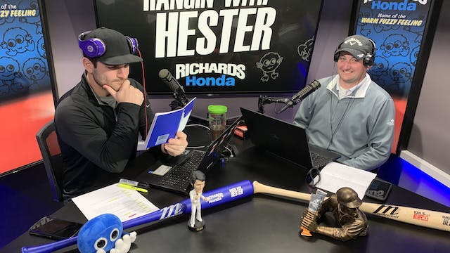 Hangin' with Hester - March 19, 2019