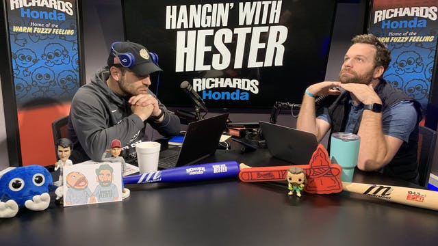 Hangin' with Hester - December 4, 2019