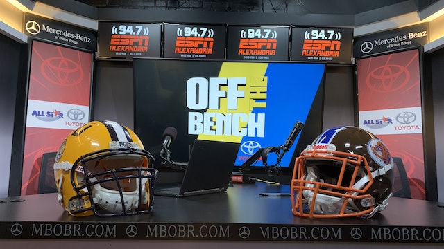 Off The Bench - March 12, 2020
