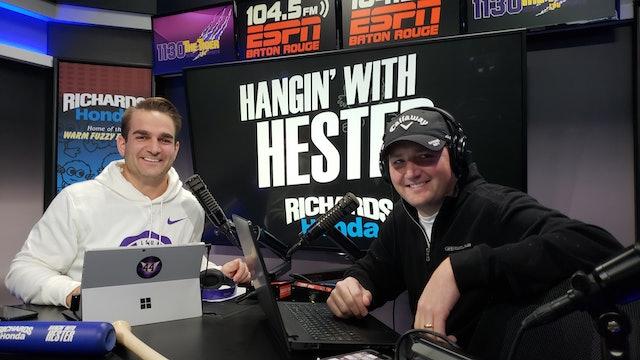 Hangin' with Hester - November 28 2018